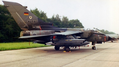 45-27 - Panavia Tornado IDS - Germany - Navy