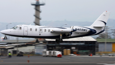 A picture of N469WC -  - [] - © Tomás Cubero Maingot - SJO Spotter