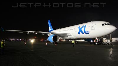 XA-MXP - Airbus A330-243 - Mexicana