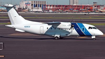 N28CG - Dornier Do-328-100 - Private