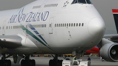 Boeing 747-4F6 - Air New Zealand