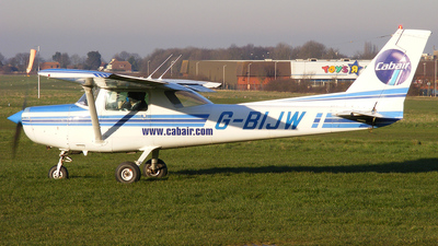 G-BIJW - Reims-Cessna F152 - Cabair