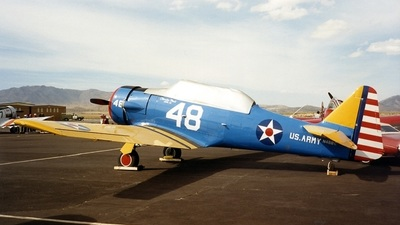 A picture of N48BC -  - [7746071] - © Wallace Shackleton