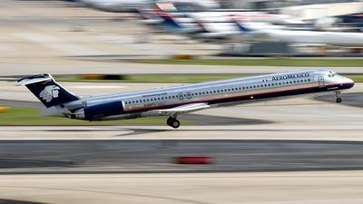 N168PL - McDonnell Douglas MD-88 - Aeroméxico