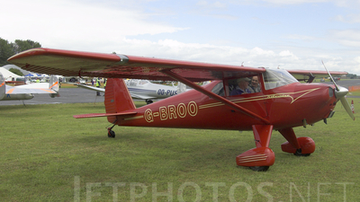 A picture of GBROO - Luscombe 8E Silvaire Deluxe - [6154] - © Oliver Holmes