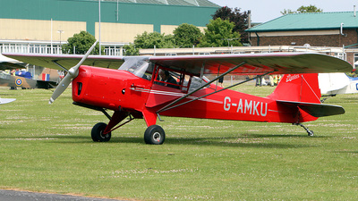 A picture of GAMKU - Auster 5J1S - [2721] - © Anthony Noble