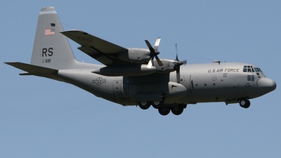 64-17681 - Lockheed C-130E Hercules - United States - US Air Force (USAF)