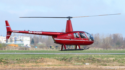 RA-04209 - Robinson R44 Raven II - Private