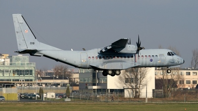 018 - CASA C-295M - Poland - Air Force