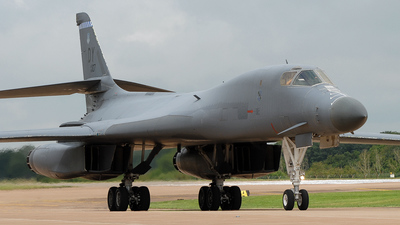 86-0107 - Rockwell B-1B Lancer - United States - US Air Force (USAF)