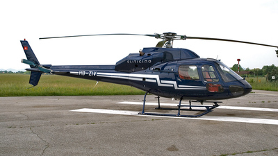 A picture of HBZIV - Airbus Helicopters AS355 Ecureuil - [5401] - © Franco Stoppini