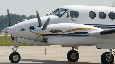N5153V - Beechcraft 90 King Air - Spartan College of Aeronautics
