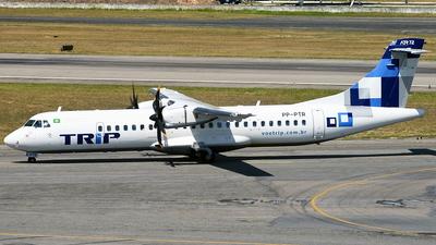 ATR 72-212A(500) - TRIP Linhas AΘreas