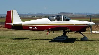 A picture of VHOAJ - Van's RV6A - [Q126] - © DaveWilson