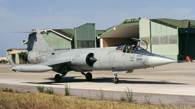 MM6941 - Lockheed F-104S ASA-M Starfighter - Italy - Air Force