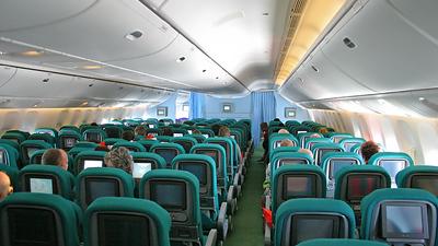 OE-LPA - Boeing 777-2Z9(ER) - Austrian Airlines