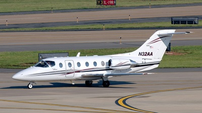 N32AA - Beechcraft 400A Beechjet - Advance Aircraft