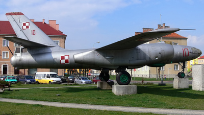 10 - Ilyushin IL-28R Beagle - Poland - Air Force