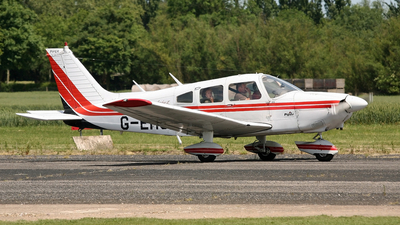 G-EHGF - Piper PA-28-181 Cherokee Archer II - Pegasus Flying Group