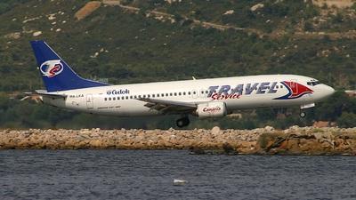 HA-LKA - Boeing 737-4Y0 - Travel Service Hungary