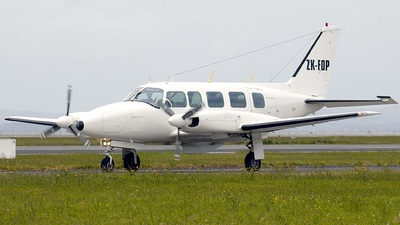 ZK-FOP - Piper PA-31-350 Navajo Chieftain - Airwork New Zealand