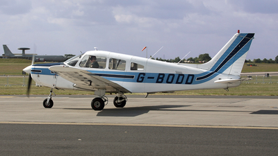 G-BODD - Piper PA-28-161 Warrior II - Private