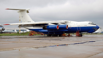 D2-FCO - Ilyushin IL-76 - Angola - Air Force