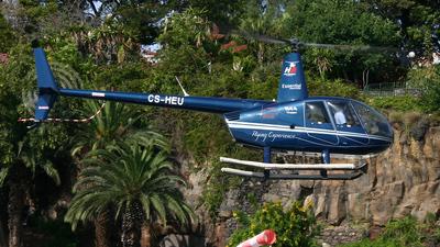 CS-HEU - Robinson R44 Clipper - Heliatlantis Turismo