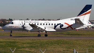 VH-JRX - Saab 340B - Regional Express (REX)