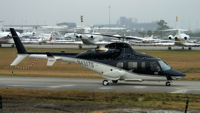 N430TS - Bell 430 - Private