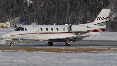 Cessna 560XL Citation Excel - NetJets Europe