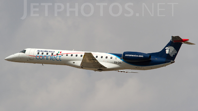 XA-GAC - Embraer ERJ-145MP - Aeroméxico Connect