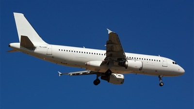 YL-LCA - Airbus A320-211 - LatCharter Airlines