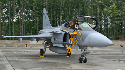 9820 - Saab JAS-39D Gripen - Czech Republic - Air Force