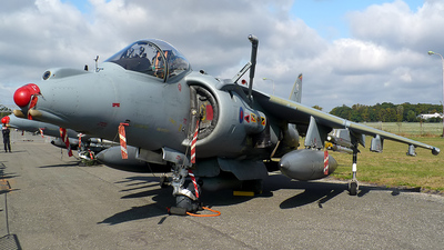 ZG472 - British Aerospace Harrier GR.9A - United Kingdom - Royal Air Force (RAF)