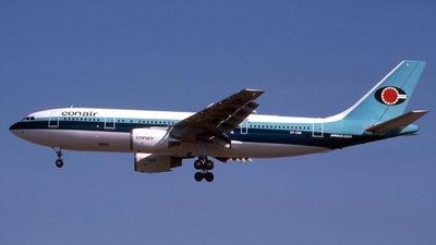 OY-CNK - Airbus A300B2-320 - Conair of Scandinavia