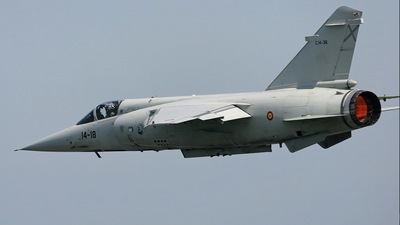 C.14-36 - Dassault Mirage F1M - Spain - Air Force