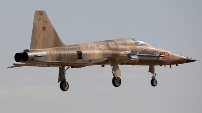 761541 - Northrop F-5N Tiger II - United States - US Marine Corps (USMC)