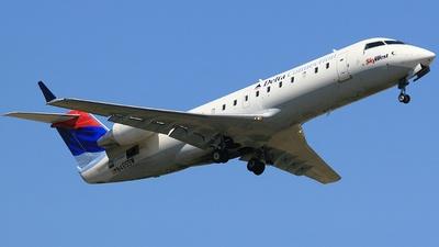 Bombardier CRJ-200LR - Delta Connection (SkyWest Airlines)