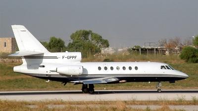 F-GPPF - Dassault Falcon 50 - Aéro Services Executive