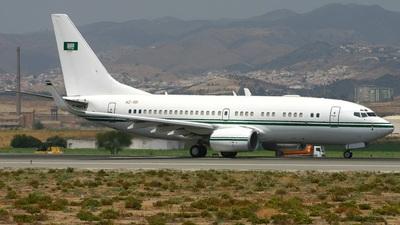 Boeing 737-7DP(BBJ) - Saudi Arabia - Air Force