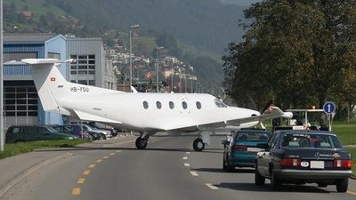 HB-FSU - Pilatus PC-12 - Pilatus Aircraft