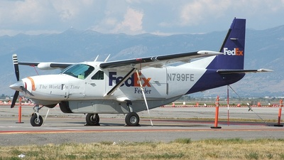 A picture of N799FE -  - [] - © Jeff Rodeback