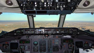 LV-BHN - McDonnell Douglas MD-83 - Austral Líneas Aéreas