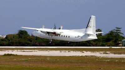 HR-ATL - Fokker F27-500F Friendship - Atlantic Airlines de Honduras
