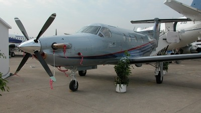 HB-FPG - Pilatus PC-12 - Unknown