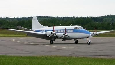 N415SA - De Havilland DH-114 Heron - Southern Transport