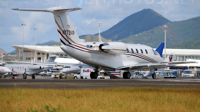 N173VP - Cessna 650 Citation III - Private