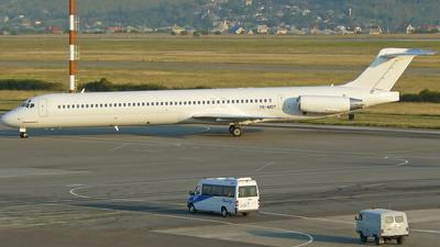 YR-MDT - McDonnell Douglas MD-82 - JetTran Air
