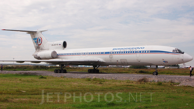 RA-85745 - Tupolev Tu-154M - Domodedovo Airlines